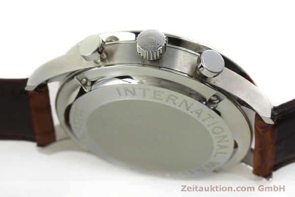 Used luxury watch IWC Portugieser chronograph steel automatic Kal. 79240 Ref. 3714  | 151368 12