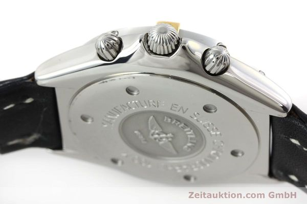 Used luxury watch Breitling Sextant chronograph steel / gold quartz Kal. 1270 Ref. B55047  | 151370 08