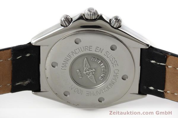 Used luxury watch Breitling Sextant chronograph steel / gold quartz Kal. 1270 Ref. B55047  | 151370 09