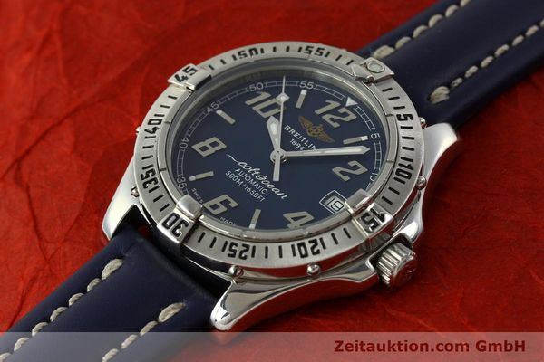 Used luxury watch Breitling Colt Oceane steel automatic Kal. B17 ETA 2824-2 Ref. A17050  | 151372 01