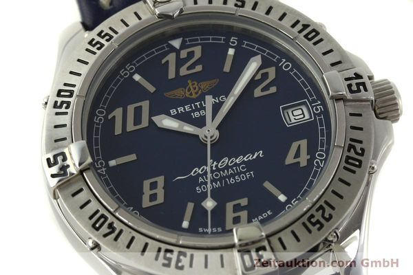 Used luxury watch Breitling Colt Oceane steel automatic Kal. B17 ETA 2824-2 Ref. A17050  | 151372 02