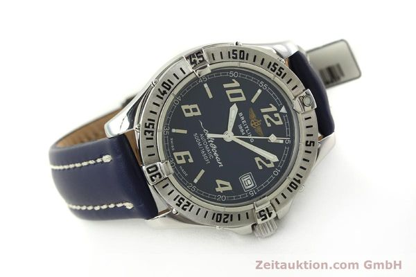 Used luxury watch Breitling Colt Oceane steel automatic Kal. B17 ETA 2824-2 Ref. A17050  | 151372 03