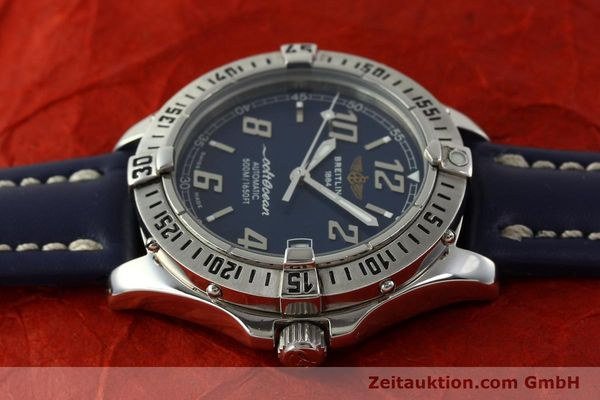 Used luxury watch Breitling Colt Oceane steel automatic Kal. B17 ETA 2824-2 Ref. A17050  | 151372 05