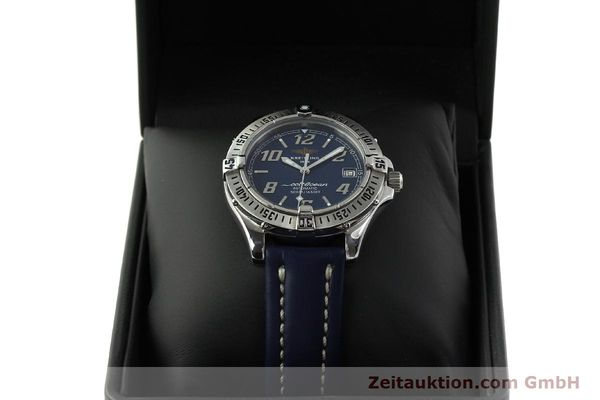 Used luxury watch Breitling Colt Oceane steel automatic Kal. B17 ETA 2824-2 Ref. A17050  | 151372 07