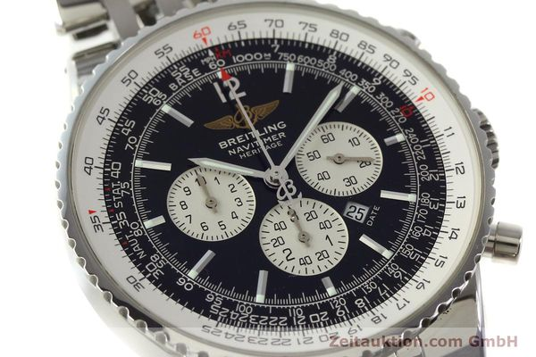 Used luxury watch Breitling Navitimer chronograph steel automatic Kal. B35 ETA 2892A2 Ref. A35340  | 151373 02