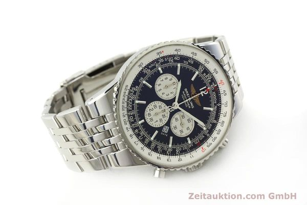 Used luxury watch Breitling Navitimer chronograph steel automatic Kal. B35 ETA 2892A2 Ref. A35340  | 151373 03