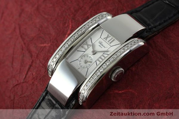 Used luxury watch Chopard La Strada steel quartz Kal. 980 ETA 980.153 Ref. 8357  | 151388 01