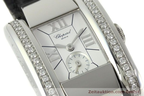 Used luxury watch Chopard La Strada steel quartz Kal. 980 ETA 980.153 Ref. 8357  | 151388 02