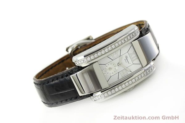 Used luxury watch Chopard La Strada steel quartz Kal. 980 ETA 980.153 Ref. 8357  | 151388 03
