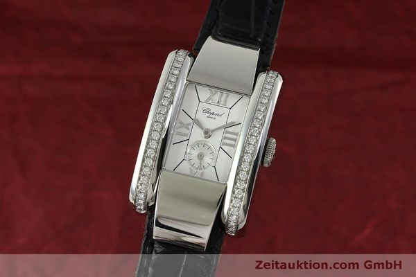 Used luxury watch Chopard La Strada steel quartz Kal. 980 ETA 980.153 Ref. 8357  | 151388 04