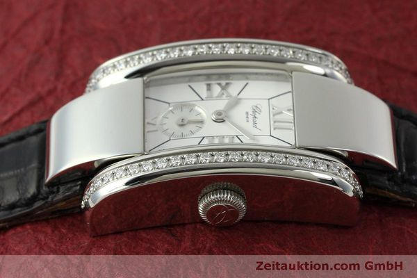 Used luxury watch Chopard La Strada steel quartz Kal. 980 ETA 980.153 Ref. 8357  | 151388 05