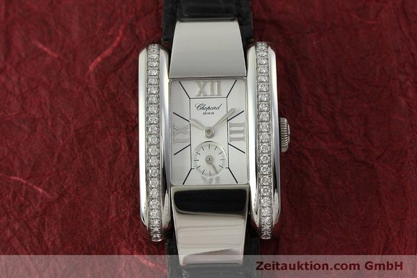 Used luxury watch Chopard La Strada steel quartz Kal. 980 ETA 980.153 Ref. 8357  | 151388 13