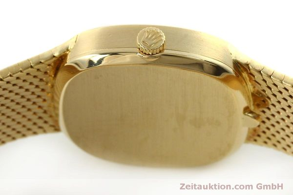 Used luxury watch Rolex Cellini 18 ct gold manual winding Kal. 1601 Ref. 746  | 151393 11