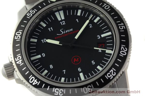 Used luxury watch Sinn EZM3 steel automatic Ref. 603.0304  | 151405 02