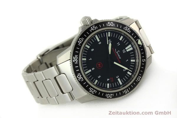 Used luxury watch Sinn EZM3 steel automatic Ref. 603.0304  | 151405 03