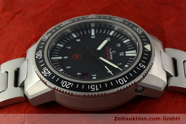 Used luxury watch Sinn EZM3 steel automatic Ref. 603.0304  | 151405 05