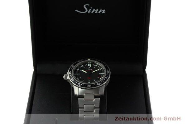 Used luxury watch Sinn EZM3 steel automatic Ref. 603.0304  | 151405 07
