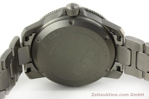 Used luxury watch Sinn EZM3 steel automatic Ref. 603.0304  | 151405 09