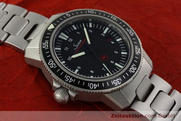 Used luxury watch Sinn EZM3 steel automatic Ref. 603.0304  | 151405 13