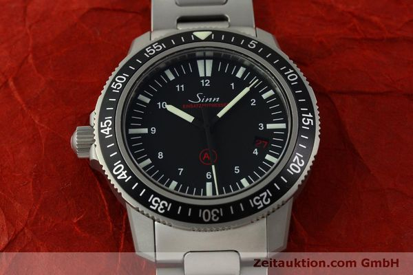 Used luxury watch Sinn EZM3 steel automatic Ref. 603.0304  | 151405 14