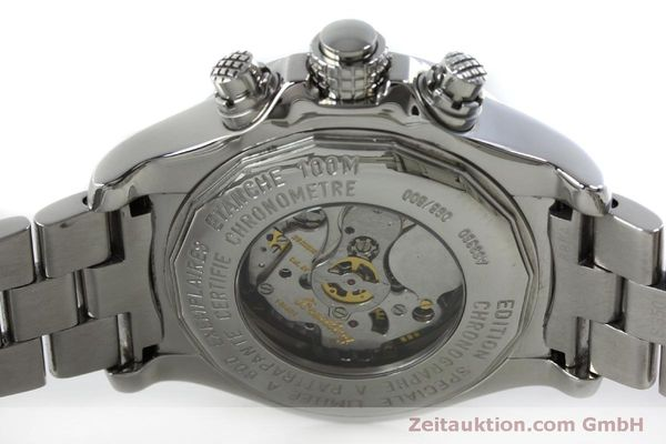 gebrauchte Luxusuhr Breitling Avenger Chronograph Stahl Quarz Kal. B69 Ref. A69360 LIMITED EDITION | 151407 09