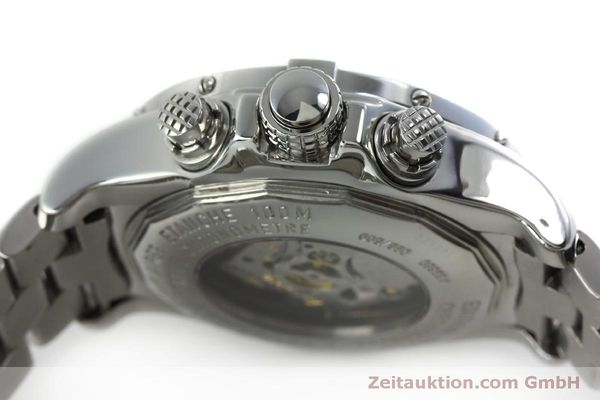 Used luxury watch Breitling Avenger chronograph steel quartz Kal. B69 Ref. A69360 LIMITED EDITION | 151407 10