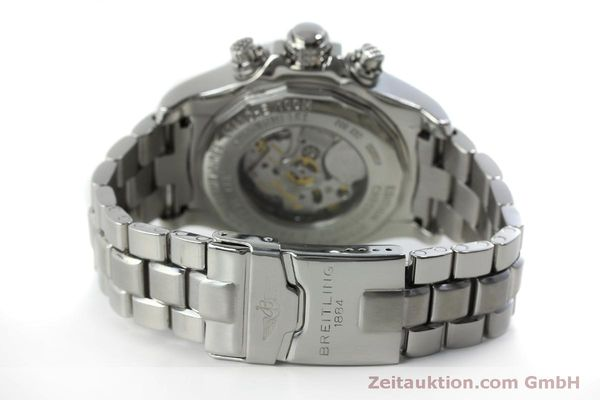 Used luxury watch Breitling Avenger chronograph steel quartz Kal. B69 Ref. A69360 LIMITED EDITION | 151407 11
