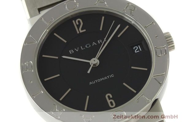 Used luxury watch Bvlgari Bvlgari steel automatic Kal. 220TEEE Ref. BB33SS  | 151408 02
