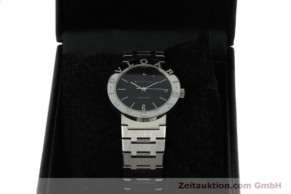 Used luxury watch Bvlgari Bvlgari steel automatic Kal. 220TEEE Ref. BB33SS  | 151408 07