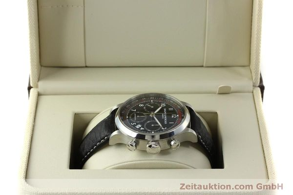 Used luxury watch Baume & Mercier Capeland chronograph steel automatic Kal. BM137753 Ref. 65687  | 151414 07