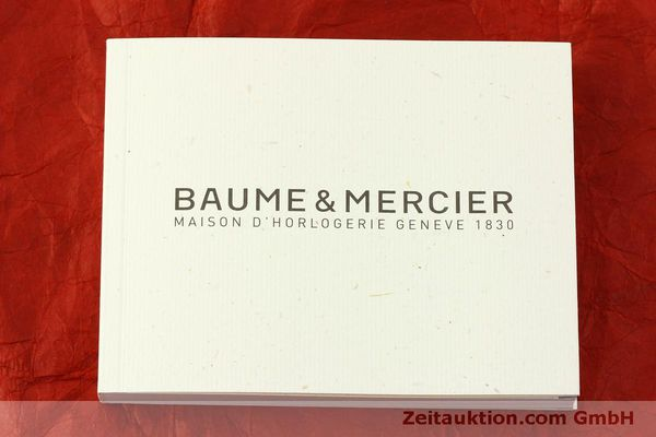 Used luxury watch Baume & Mercier Capeland chronograph steel automatic Kal. BM137753 Ref. 65687  | 151414 13