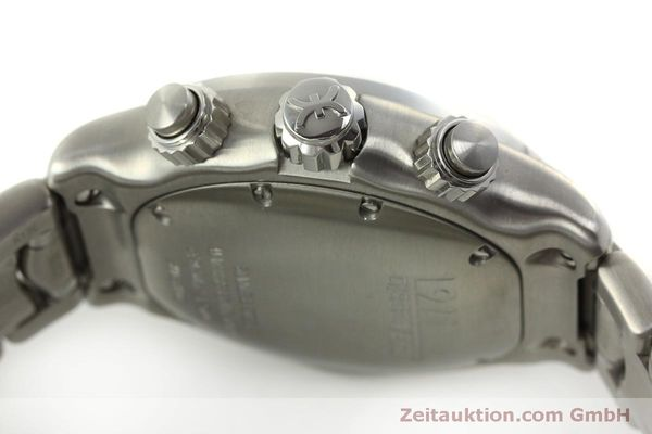 Used luxury watch Ebel 1911 chronograph steel automatic Kal. E 750 ETA 7750 Ref. 9750L62  | 151417 10