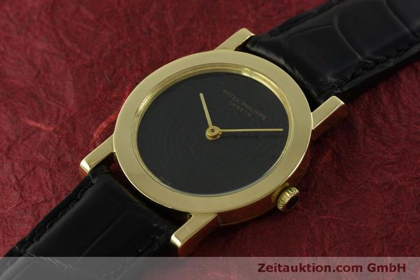 Used luxury watch Patek Philippe Calatrava 18 ct gold manual winding Kal. 23-300 Ref. 788/4  | 151419 01