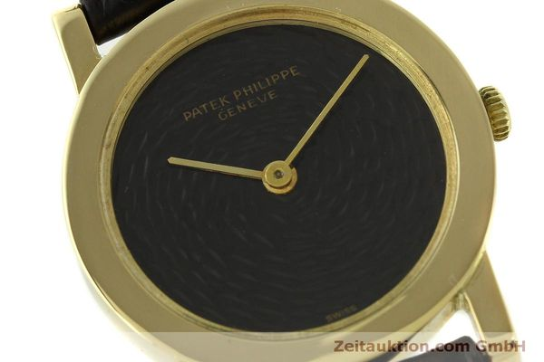 Used luxury watch Patek Philippe Calatrava 18 ct gold manual winding Kal. 23-300 Ref. 788/4  | 151419 02