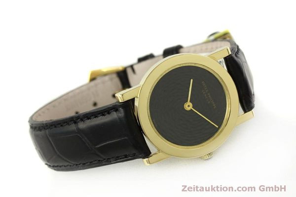 Used luxury watch Patek Philippe Calatrava 18 ct gold manual winding Kal. 23-300 Ref. 788/4  | 151419 03