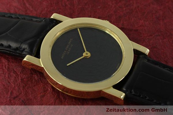 Used luxury watch Patek Philippe Calatrava 18 ct gold manual winding Kal. 23-300 Ref. 788/4  | 151419 14