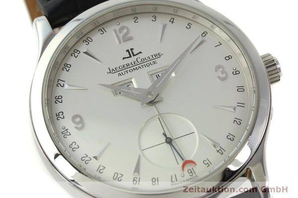 Used luxury watch Jaeger Le Coultre Master Control steel automatic Kal. 891/2/447 Ref. 140.8.47  | 151421 02