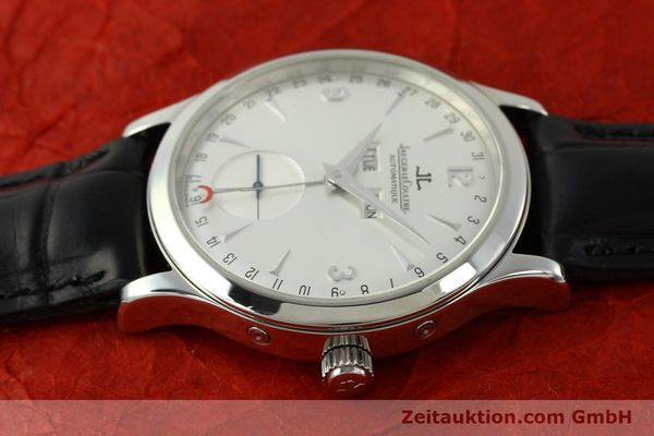 Used luxury watch Jaeger Le Coultre Master Control steel automatic Kal. 891/2/447 Ref. 140.8.47  | 151421 05
