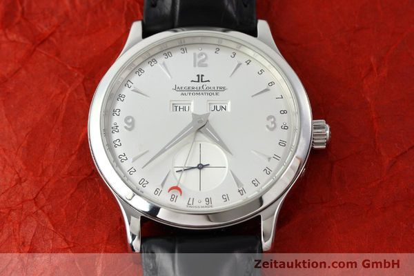 Used luxury watch Jaeger Le Coultre Master Control steel automatic Kal. 891/2/447 Ref. 140.8.47  | 151421 15