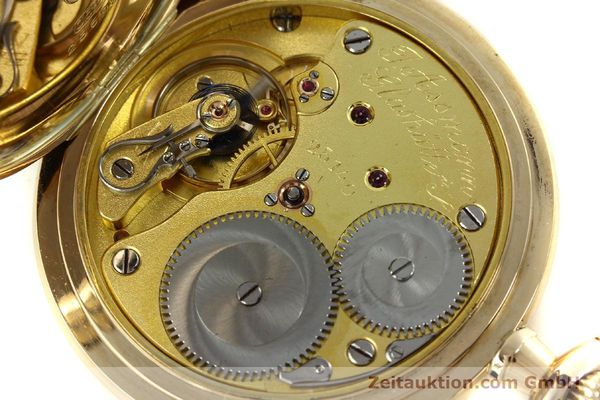 Used luxury watch Assmann Taschenuhr 14 ct yellow gold manual winding  | 151424 10