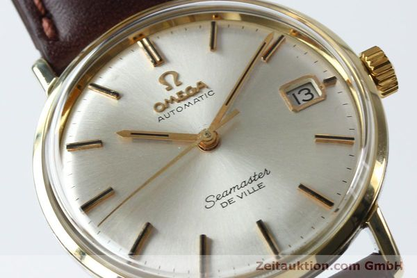 Used luxury watch Omega Seamaster steel / gold automatic Kal. 562 VINTAGE  | 151428 02