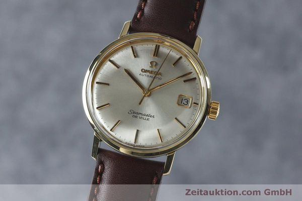 Used luxury watch Omega Seamaster steel / gold automatic Kal. 562 VINTAGE  | 151428 04