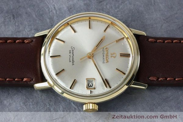 Used luxury watch Omega Seamaster steel / gold automatic Kal. 562 VINTAGE  | 151428 05