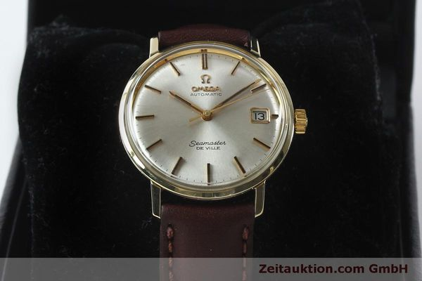 Used luxury watch Omega Seamaster steel / gold automatic Kal. 562 VINTAGE  | 151428 07