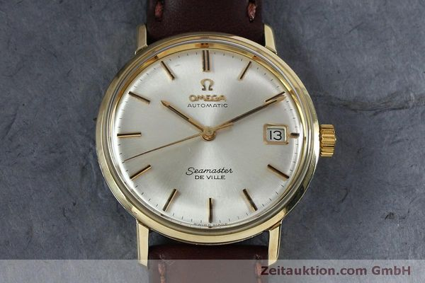 Used luxury watch Omega Seamaster steel / gold automatic Kal. 562 VINTAGE  | 151428 14