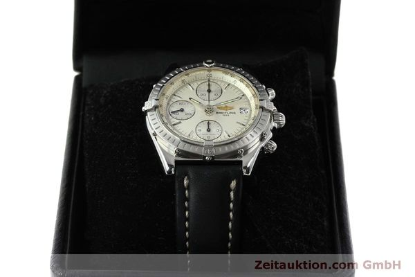 Used luxury watch Breitling Chronomat chronograph steel automatic Kal. B13 ETA 7750 Ref. A13050 LIMITED EDITION | 151429 07