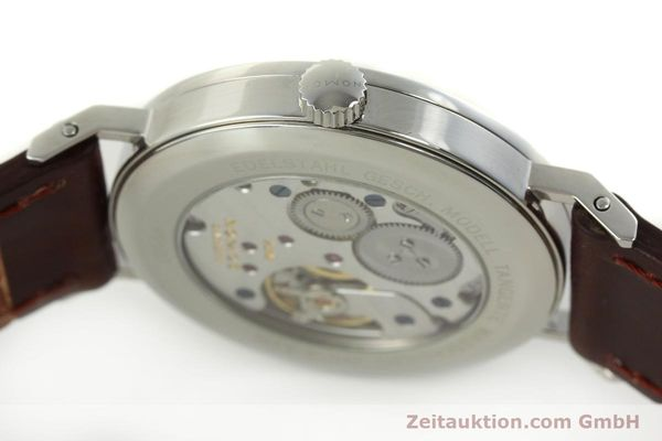Used luxury watch Nomos Tangente steel manual winding Kal. Gamma 2265  | 151433 11