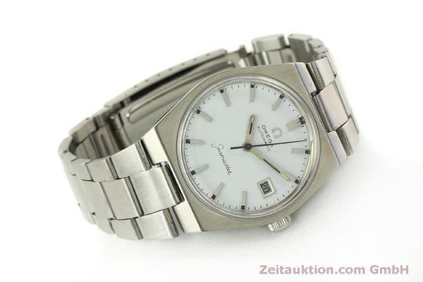 Used luxury watch Omega Seamaster steel automatic Kal. 1481 Ref. 166.099  | 151439 03