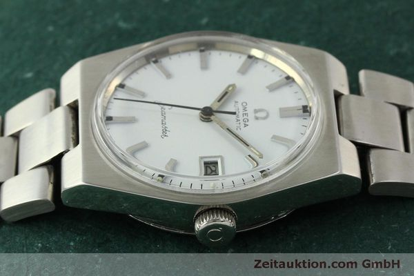 Used luxury watch Omega Seamaster steel automatic Kal. 1481 Ref. 166.099  | 151439 05