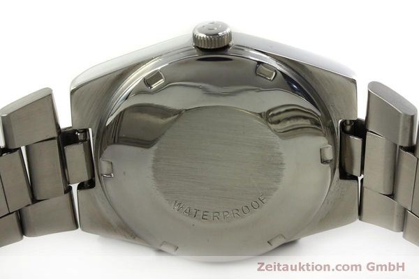 Used luxury watch Omega Seamaster steel automatic Kal. 1481 Ref. 166.099  | 151439 08
